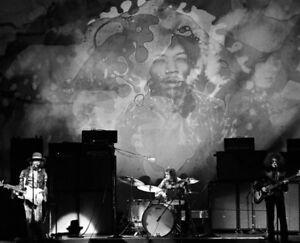 Jimi Hendrix, Noel Redding & Mitch Mitchell -L2903- The Jimi Hendrix Experience