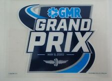 2020 GMR Grand Prix Event Collector Decal Indianapolis IndyCar GP