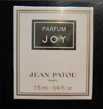JOY by Jean Patou - Pur Parfum 7.5ml / 1970's Vintage - Old Formula