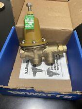 New Listingwatts Water Pressure Reducing Valve