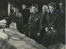 """The Thing from Another World"", Kenneth Tobey, Margaret Sheridan, James Arness 