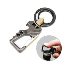 Car Keychain Key Holder Business Bottle Opener Ring Gift Smart Heavy Duty WH1X