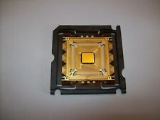 UNFINISHED INTEL PENTIUM 266 MHz MMX SL23M MOBILE CPU, For Scrap Gold Recovery