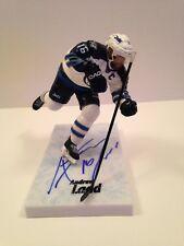 Andrew Ladd Signed NHL Series 31 McFarlane COA Jets Islanders Blackhawks