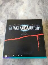 Sierra Computer Game Phantasmagoria Pray It's Only A Nightmare PC Game complete