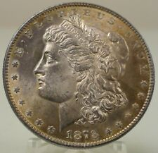 1878 8TF VAM16 doubled Liberty Morgan silver dollar, #67443-014 BIN