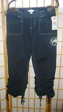NEW Womens Ecko Red Size 11 Can be pants or copped capris