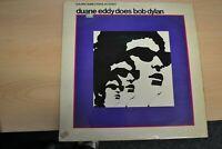 DUANE EDDY    DOES BOB DYLAN       LP  MONO GGL 0382  PYE RECORDS   1966