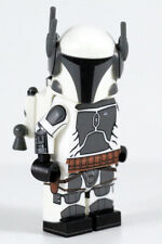 Lego Custom Mandalorian TECH Minifigure -Full Body Printing! CAC