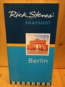 Steves, R: Rick Steves' Snapshot Berlin von Rick Steves (2014, Taschenbuch)