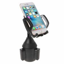 Universal Car Cup Mount Phone Holder Stand Cradle for iPhone Huawei 3.5-6.7""