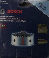 "Bosch HSM500 5"" 127mm Sheet Metal Bimetal Hole Saw"