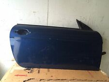 BMW OEM E63 645 650 04-2010 RIGHT PASSENGER SIDE DOOR SHELL BLUE