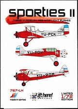 Lh767/lift here Décalques-Fizir ft-1/rwd-8 - yougoslavie - 1/72