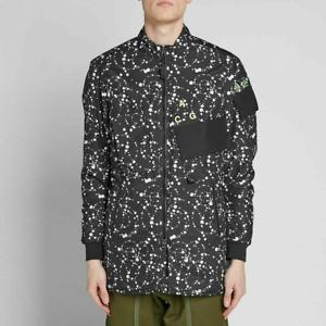 Nike NikeLab ACG Insulated Jacket Black White AQ3531-010 New Men's Size M No Lid