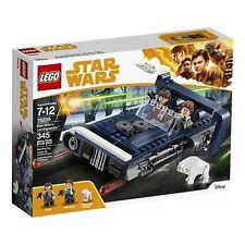 LEGO Star Wars Han Solo's Landspeeder 75209 Building Kit 345 pieces BRAND NEW