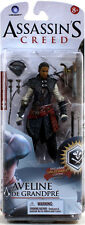 "McFarlane Assassins Creed Series 2 Action Figure AVELINE DE GRANDPRE 6"" NIP"