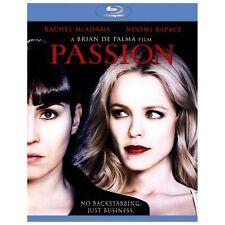 Passion Blu-ray BLU-RAY NEW SEALED