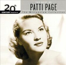 PATTI PAGE - The Best Of Patti Page: The Millennium Collection CD