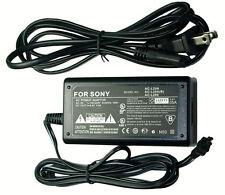 AC Adapter for Sony DCRSX34E DCR-SX34 DCRSX34 DCR-SR220D DCRSR220D HDR-CX520VE