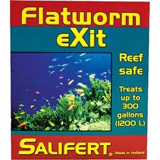 FLATWORM AUSFAHRT SALIFERT.ELIMINA PLANARIEN