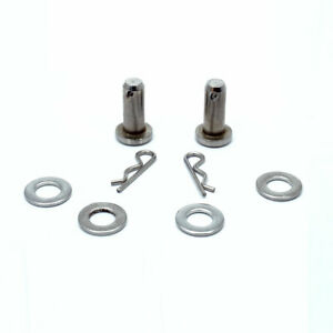 Toyota MR2 1.6 AW11 (1984-1990) 2x Stainless Handbrake Cable Clevis Pins SBC602B