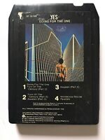 8-track tape Cartridge Yes Going For The One Turn Of The Century Awaken Parallel