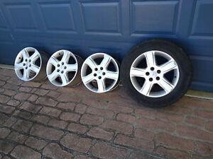 Ford Falcon/Territory Wheels