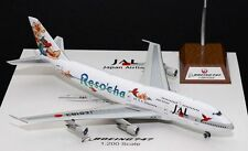 JET-X JETVL2016002 1/200 JAPAN AIRLINES JAL RESO'CHA BOEING 747-300 JA8183
