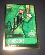 Autograph Australia National Cricket Trading Cards