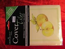 IMPERIAL Self Adhesive Cover Tiles FRUIT