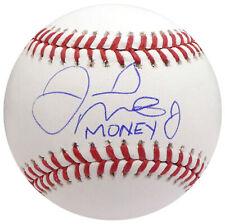 "FLOYD MAYWEATHER JR. AUTOGRAPHED SIGNED MLB BASEBALL ""MONEY"" BECKETT 159671"