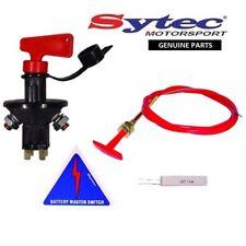 Original Sytec Full Fia Zugelassen Batterie Master Ausschnitt Kill Schalter +