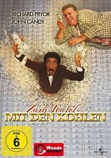 Zum Teufel mit den Kohlen - John Candy - Richard Pryor - DVD - OVP - NEU
