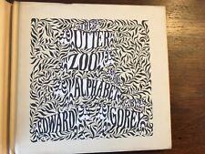 New listing The Utter Zoo Alphabet by Edward Gorey - 1st First 1967 Hcdj $2.95