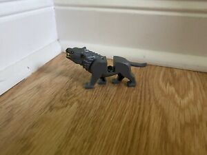 Lego The Hobbit Gray Warg Wolf Minifigure 79002 Attack of the Wargs
