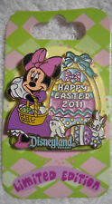 DLR - Easter 2011 - Minnie Mouse Disney Pin Limited Edition NEW*