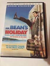 Mr. Beans Holiday (DVD, 2007, Full Frame)