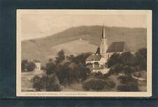 AK aus St.Ulrich mit dem Damberg und Laurenzius-Kirche, Oberösterreich  4/3/15