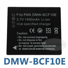 DMW-BCF10PP Battery for Panasonic Lumix DMC-TS1 DMC-TS2 DMC-TS3D DMC-TS3 DMC-TS4