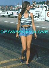 """Jungle Pam"" ""Jungle Jim"" Liberman & 1970s NITRO Funny Car Racing PHOTO!"