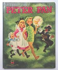 Vintage PETER PAN Wonder Books 1952 by Marcia Martin Beatrice Derwinski Photos