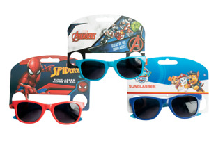 Kids Boys Sunglasses PAW Patrol,Avengers,Spiderman Summer Shades Years 3+