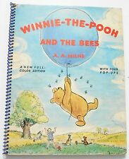 1952 WINNIE-THE-POOH AND THE BEES w/4 pop-ups