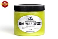 ALOE VERA BUTTER ORGANIC COLD PRESSED RAW PREMIUM QUALITY FRESH PURE 64 OZ