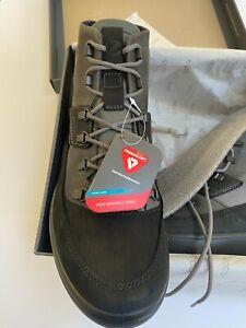 Ecco Men's Soft 7 Tred HydroMax Boots Leather Mens 11-11.5 EU 45 MSRP $200 NIB