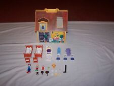 Playmobil Take Along Modern Dollhouse With Figures and Accessories