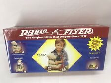 Radio Flyer Little Red Wagon Scooter No. 557 Great for Dolls! SEALED BOX
