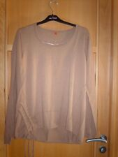 Pull MISS CAPTAIN TORTUE camel taille 3 ou 44
