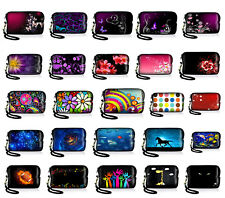 Many design Zipper Coin Purse Wallet Makeup Mini Camera Bag Pouch With Strap